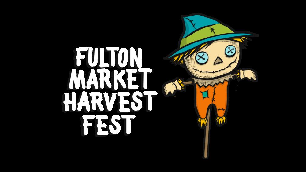 Fulton market harvest fest. Raffle clipart music festival