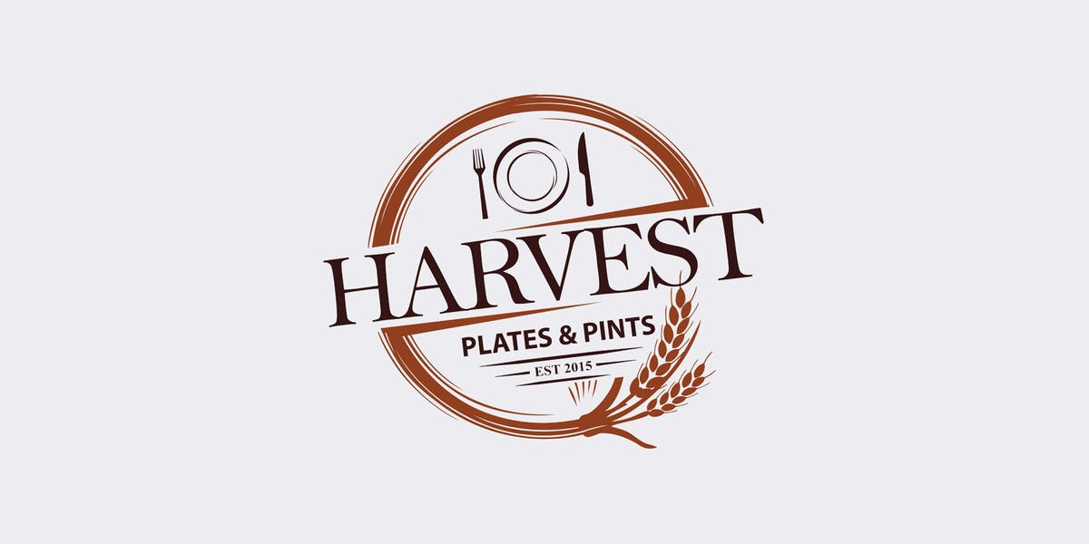 Harvest clipart thanksgiving dinner plate. Plates pints gaithersburg