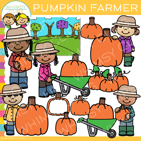 Harvest clipart whimsical. Fall clip art images
