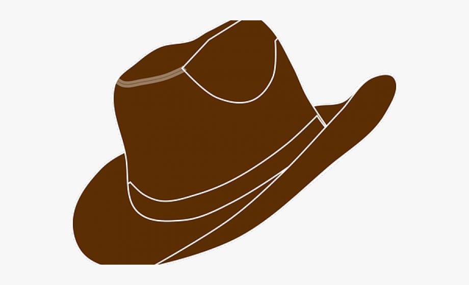 Hats clipart cow boy. Cowboy hat little png