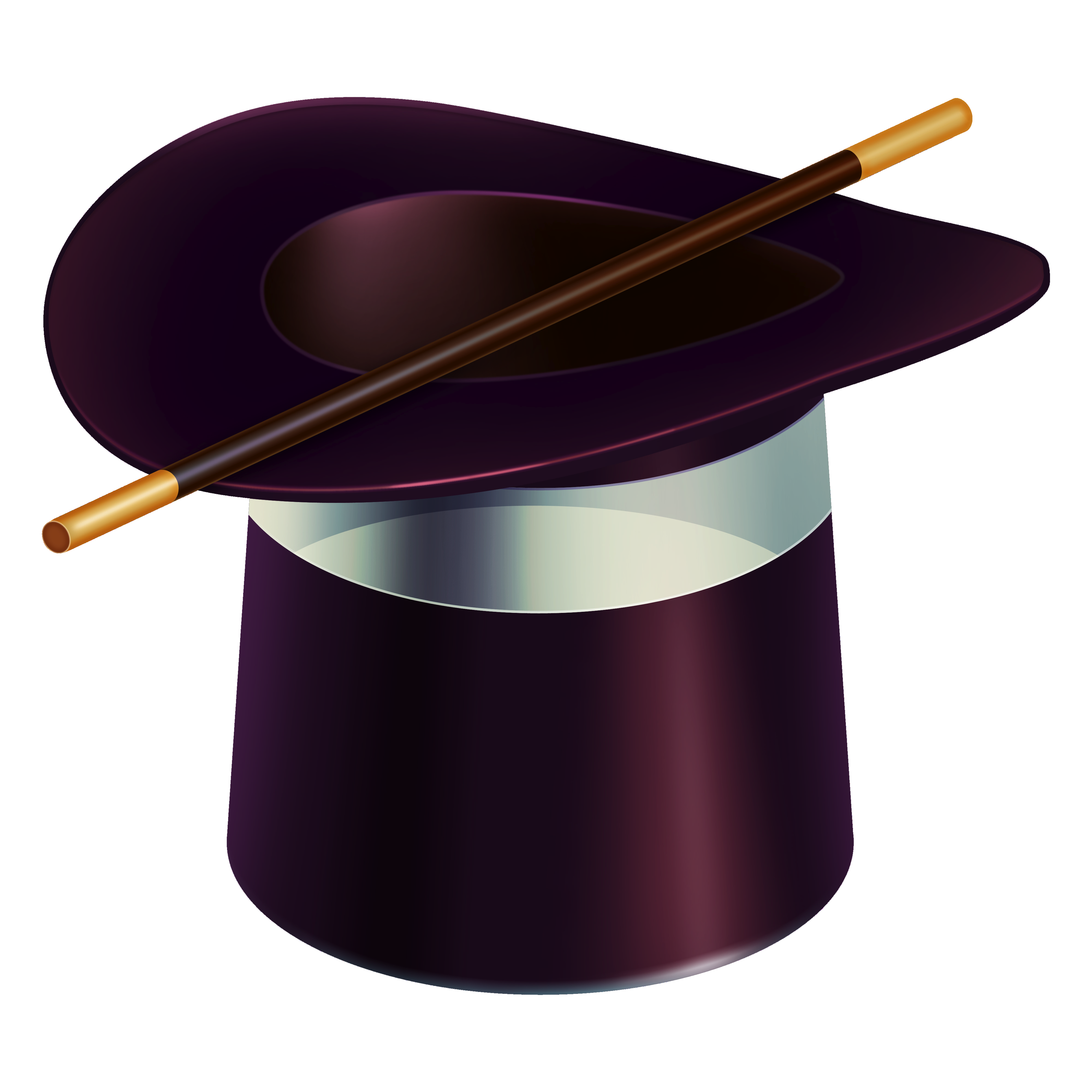 Hat png transparent images. Magic clipart abracadabra