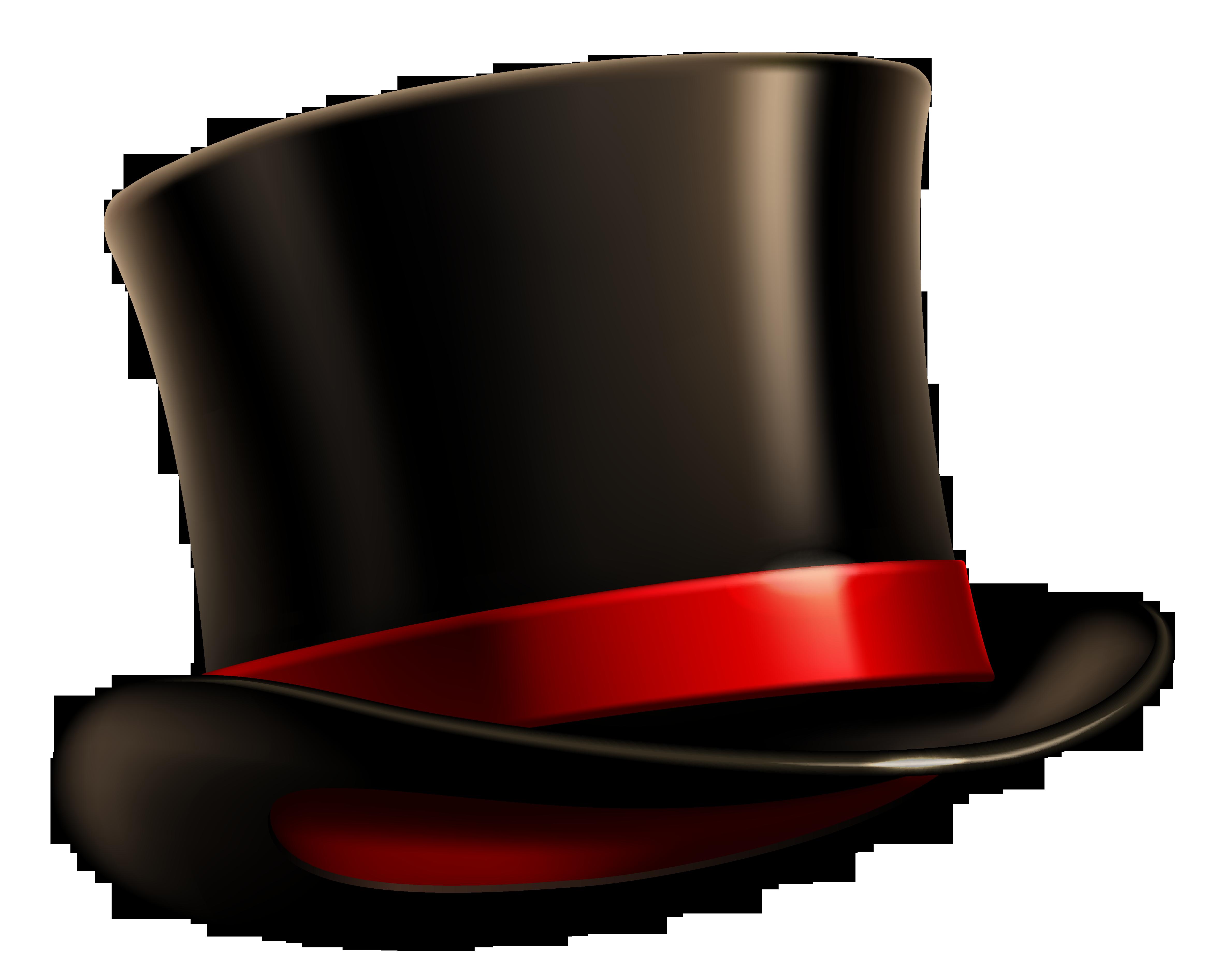 hat clipart magicians