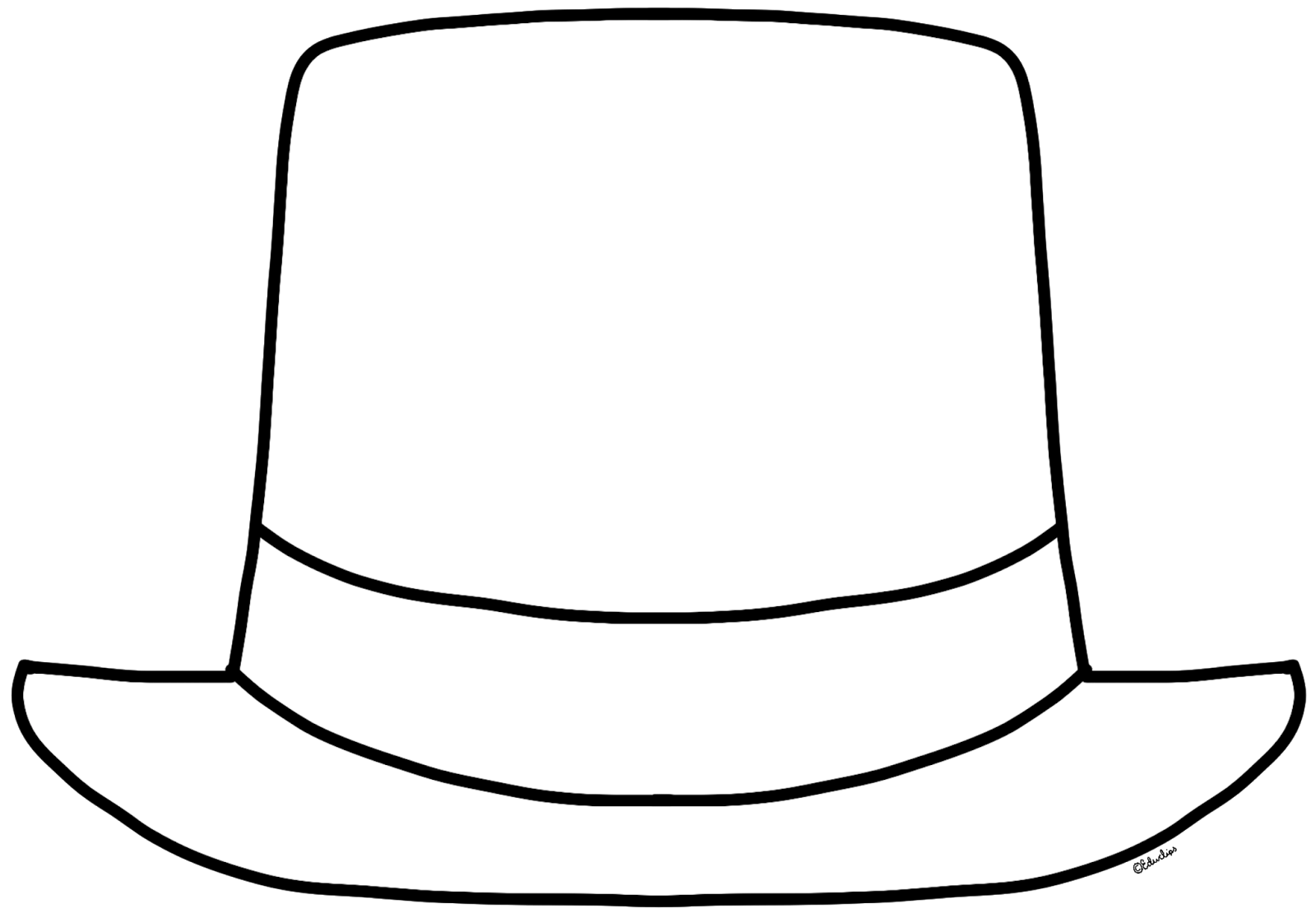 Hats clipart new year's. Top hat year clip