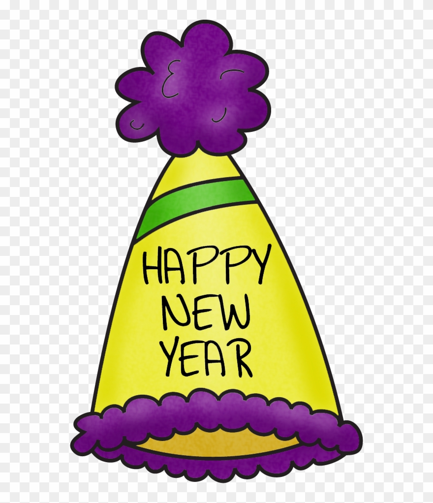 Hats clipart new year's. Back to school in