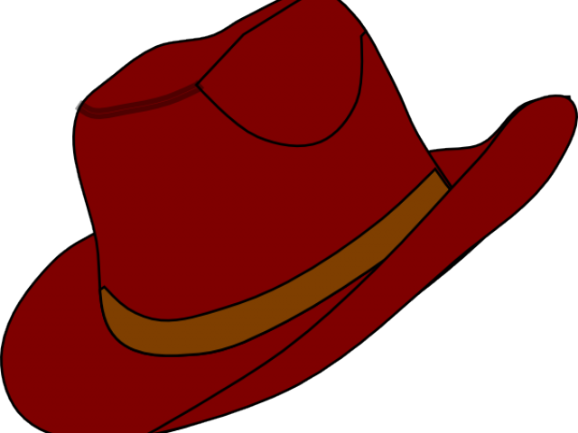 Cowboy hat free on. Hats clipart pioneer