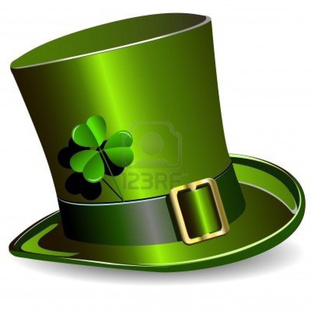Stock vector patricks saint. Hats clipart st patrick's day