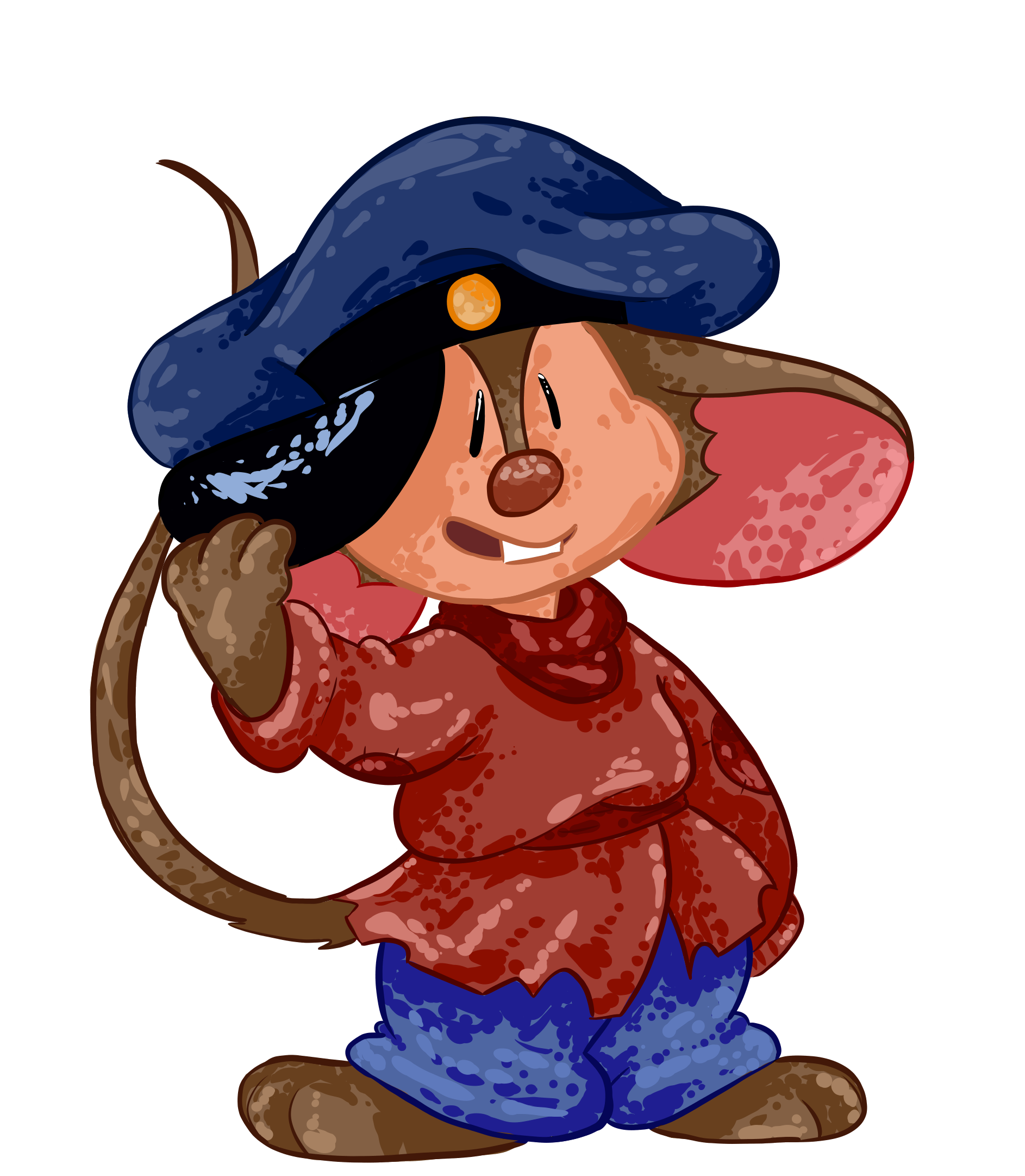 Image fievel png invaderzimshippingfanon. Hats clipart state trooper