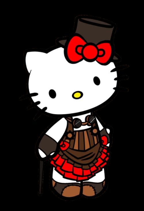 Hello kitty tumblr. Steampunk clipart lightbulb