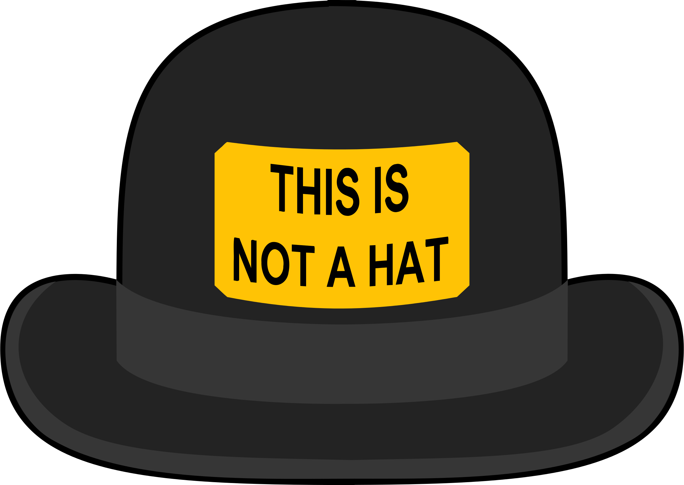 Hats clipart teacher. Free bowler hat images