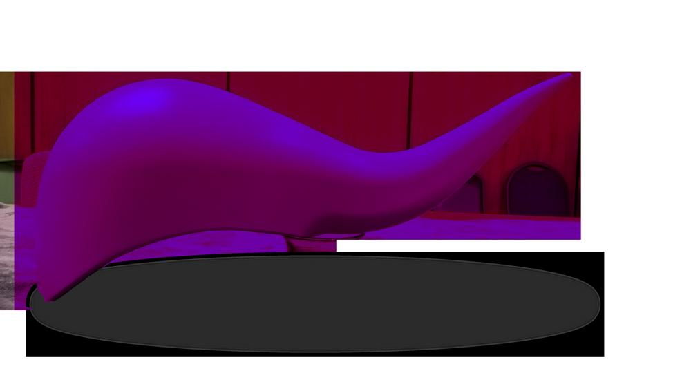 Hats clipart uni. Purple horn hat classic