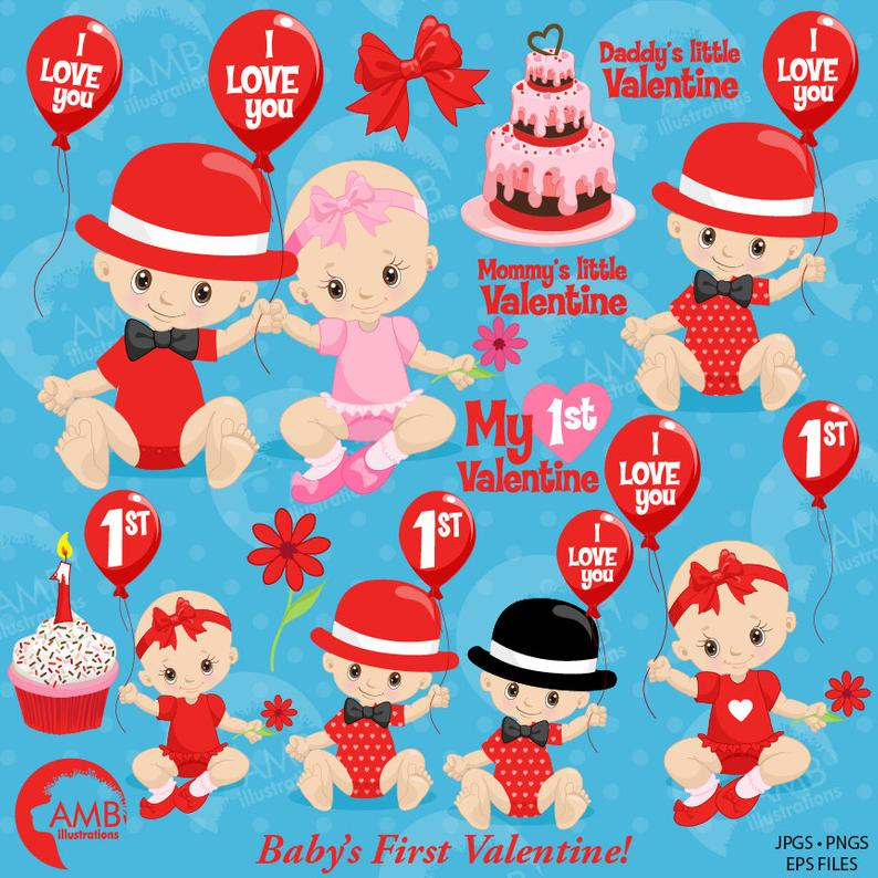 Baby love cute clip. Hats clipart valentine