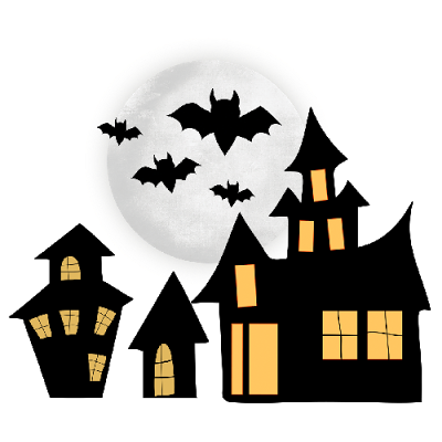 At getdrawings com free. Haunted house silhouette png