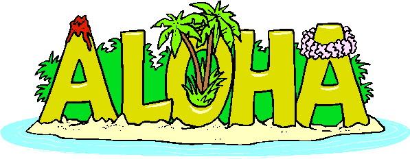 Hawaii clipart. Animaatjes