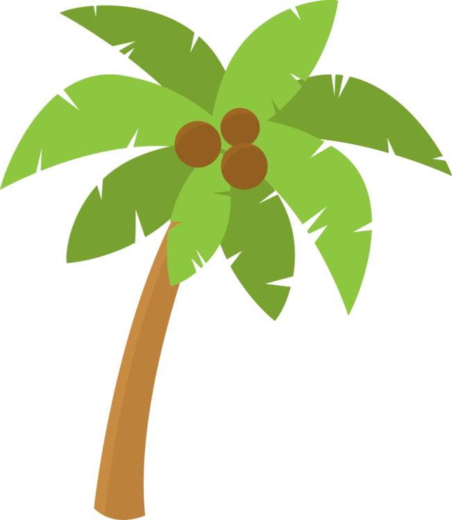 Hawaiian clipart coconut tree. Pin by organized chaos