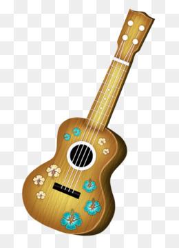 Music of hawaii png. Luau clipart hawaiian guitar