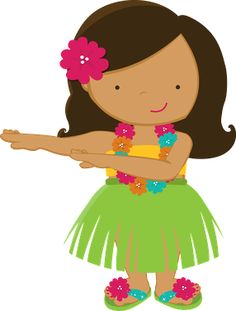 Hawaiian clipart hawaiian outfit.  best hawaii images
