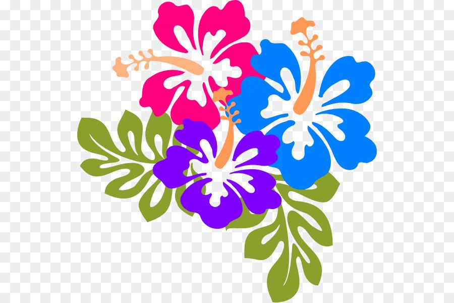 Hibiscus clipart hawaian. Hawaii yellow clip art