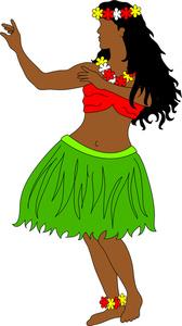 Free hawaiian cliparts download. Luau clipart hula dancer