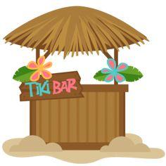Free hut cliparts download. Hawaiian clipart tiki bar