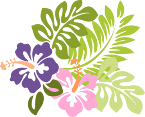 Free cliparts download clip. Hibiscus clipart polynesian