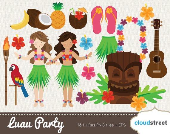 Hawaiian clipart item. Buy get free vector