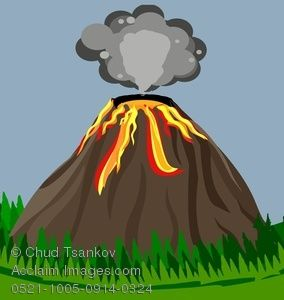 Pin by lisa smith. Hawaiian clipart volcano hawaii