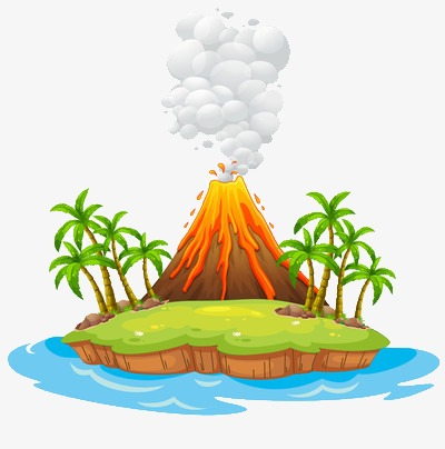 Hawaiian clipart volcano hawaii. Portal
