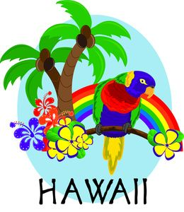 Hawaiian clipart.  best clip art