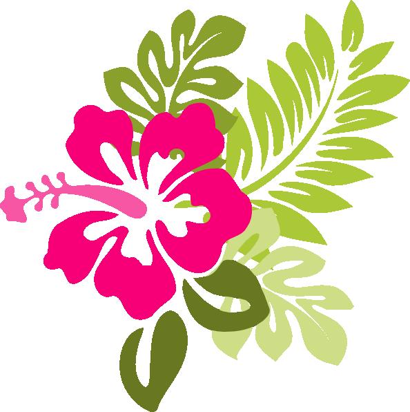 Free cartoon hibiscus download. Hawaiian clipart animated