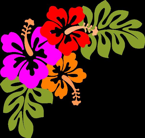 Luau family frames illustrations. Hawaiian clipart hawaiian food