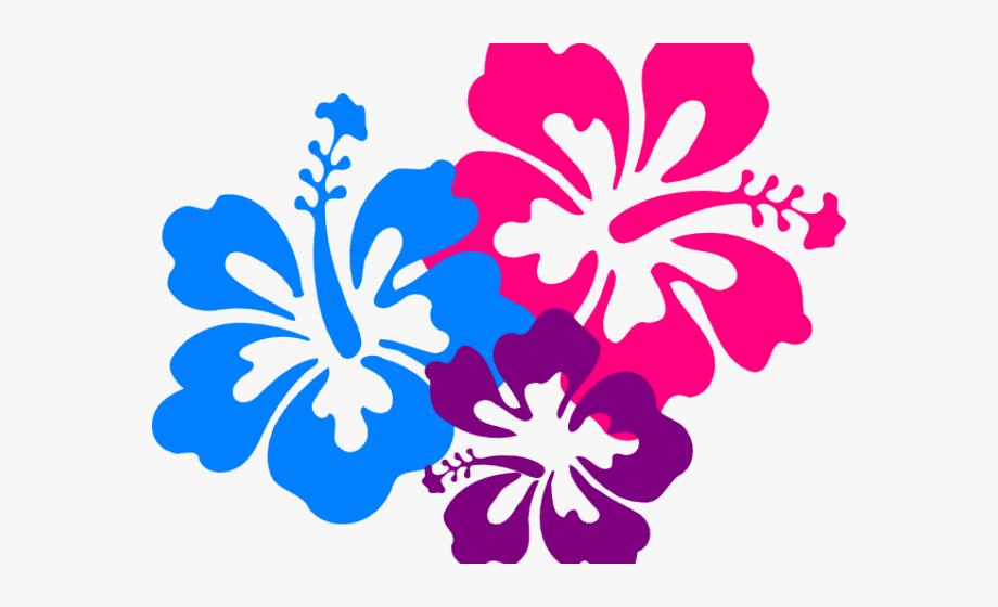 Flower png free cliparts. Hawaiian clipart hawiian