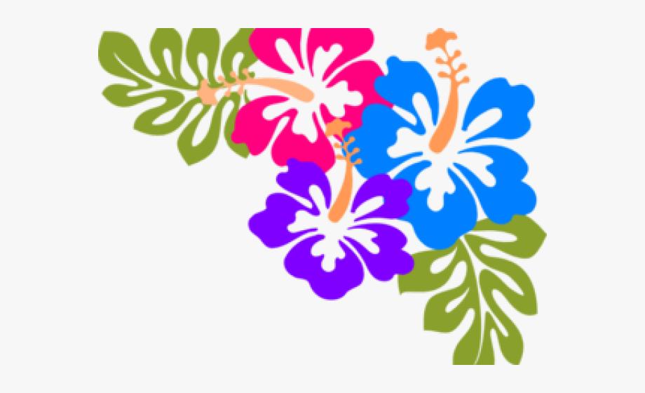 Clip art cliparts cartoons. Hawaiian clipart hibiscus