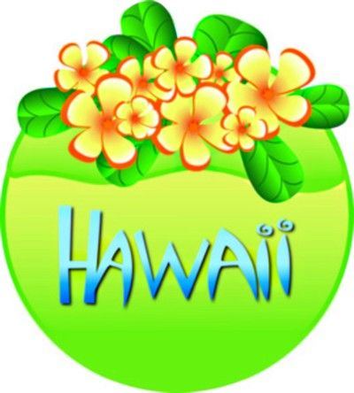 Hawaii clip art hula. Hawaiian clipart island themed