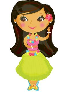 Hawaiian clipart lady hawaiian. Free woman cliparts download
