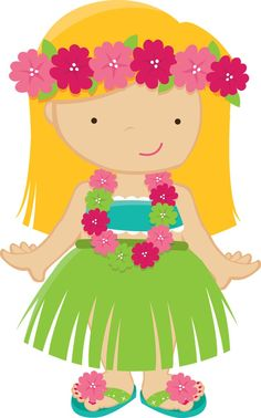 best hawaii images. Hawaiian clipart lady hawaiian