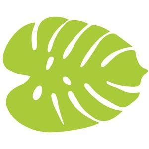 Hawaiian clipart leaf. Free tropical cliparts download