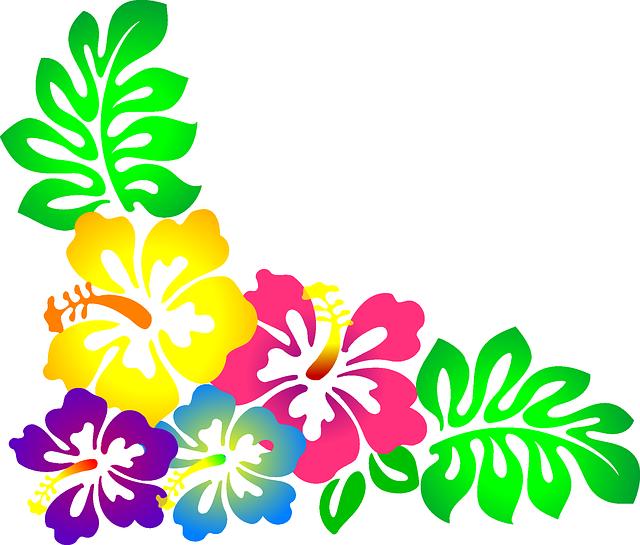 Moana detailed flower