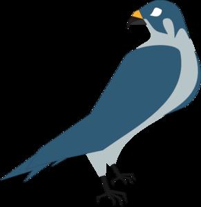 Hawk clipart. Clip art at clker