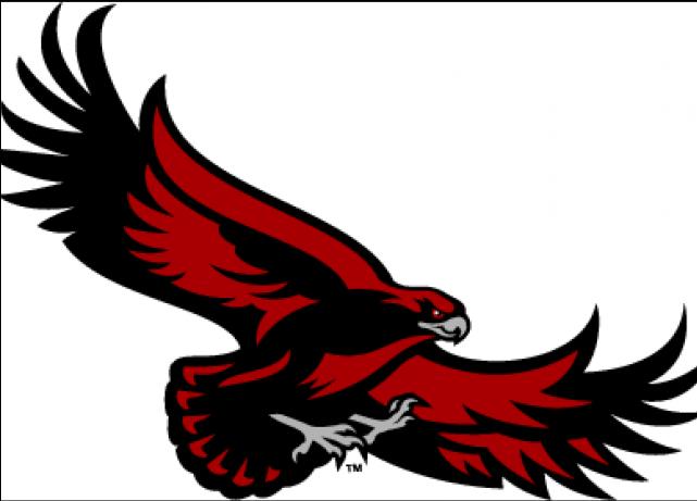Hd saint joe s. Hawk clipart angry