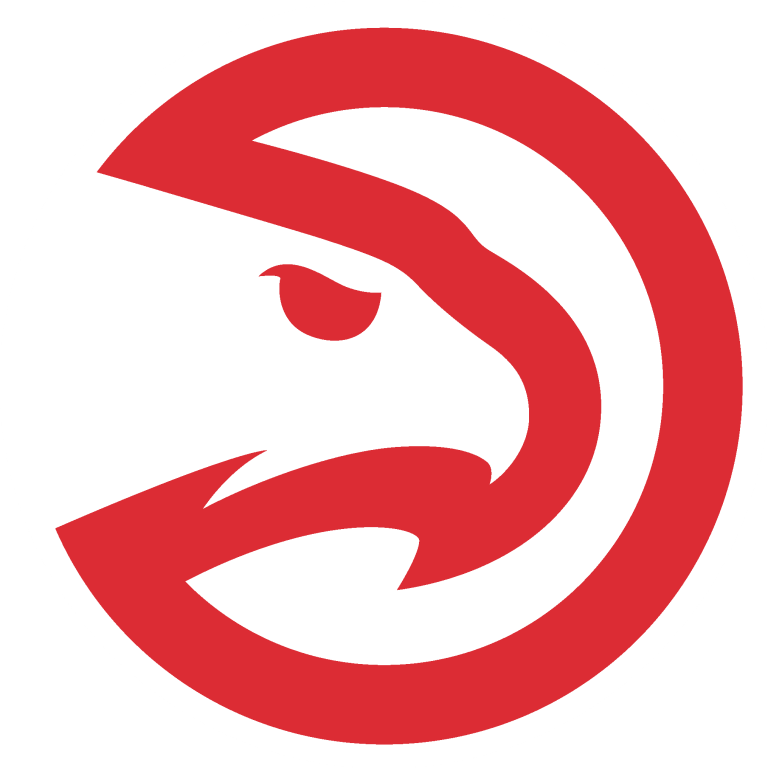 Nba atlanta hawks new. Hawk clipart logo