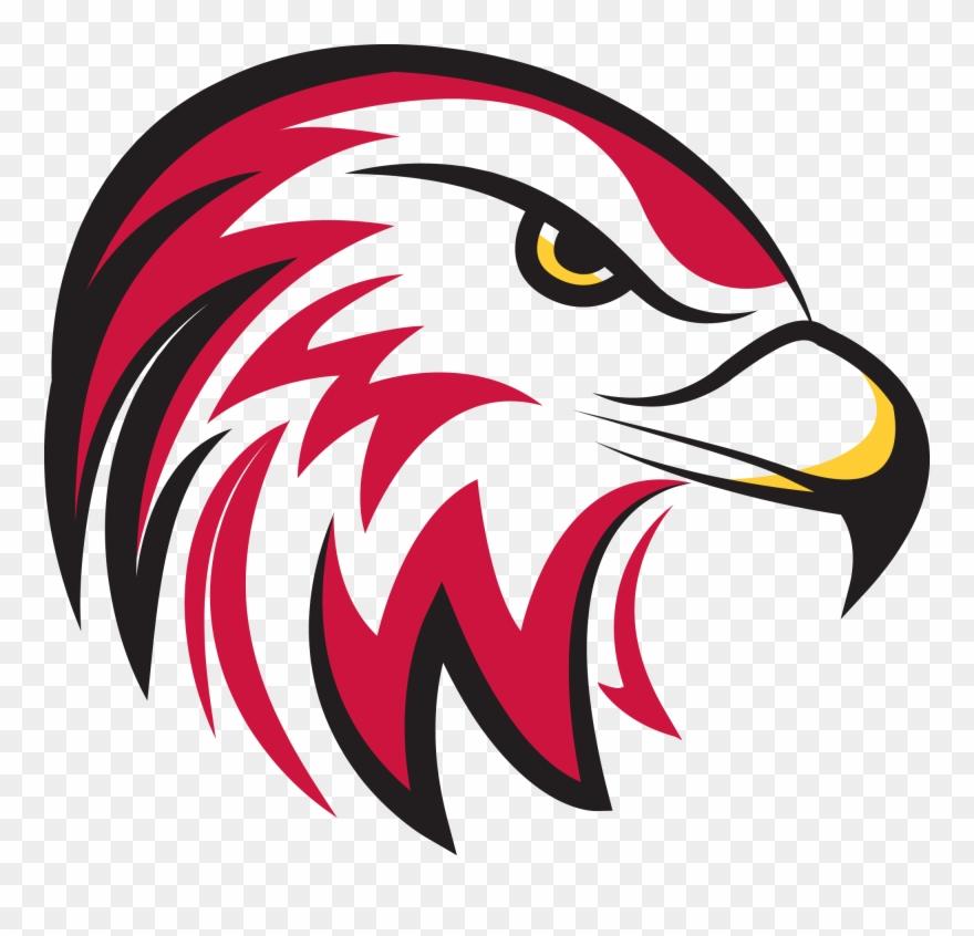 Hawk clipart logo. Sonoran heights hawks