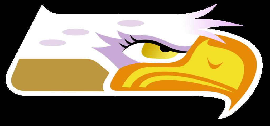 Gilda seahawk logo by. Hawk clipart sea hawk