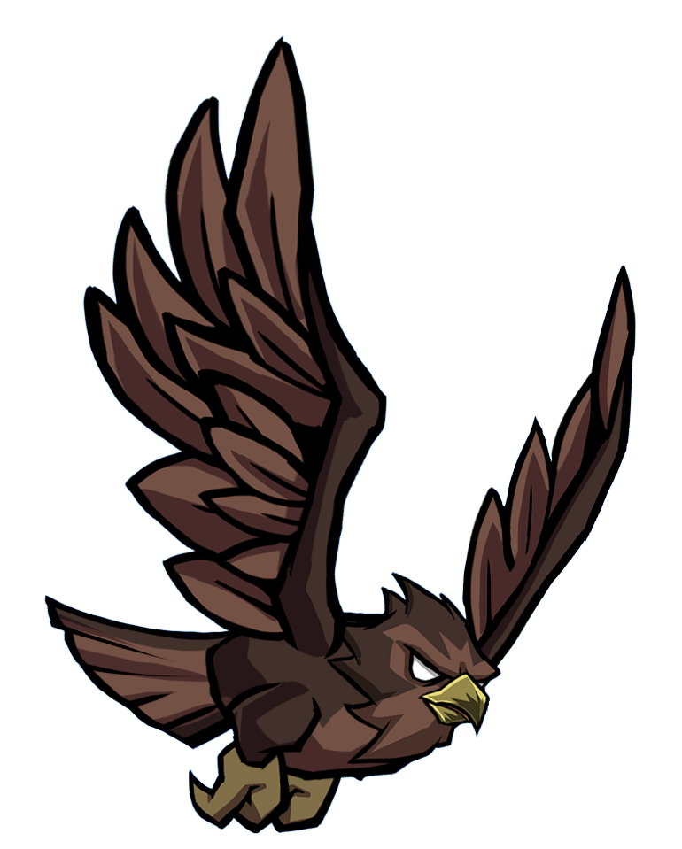 Image png honorbound by. Wing clipart hawk