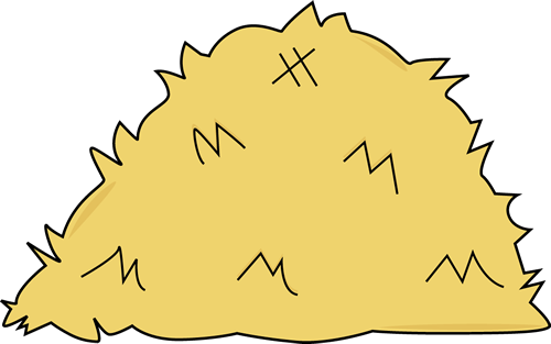 Free . Hay clipart
