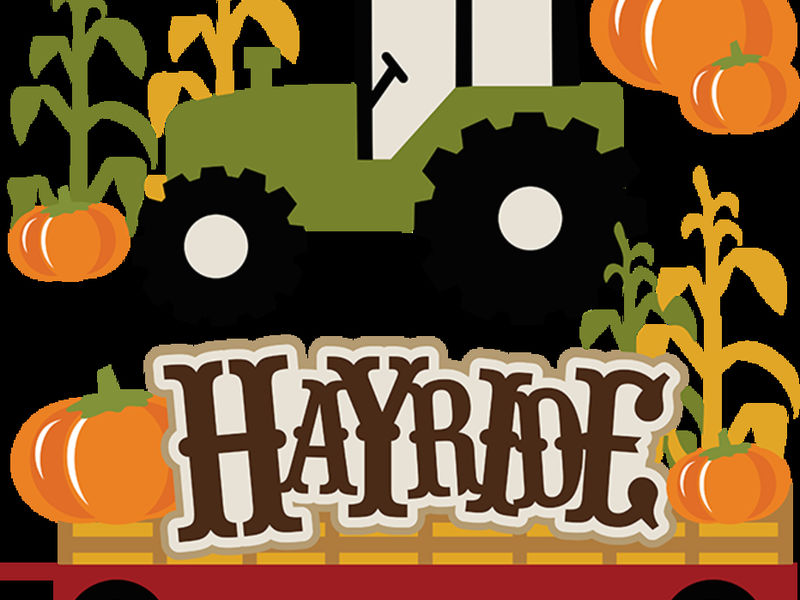Hayride clipart. Fall calvary baptist church