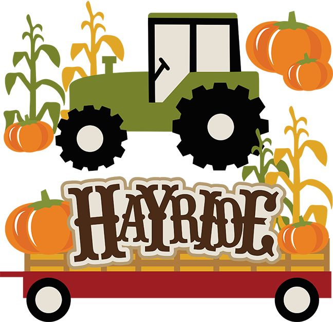 Wagon clipart hayride. Cliparts zone