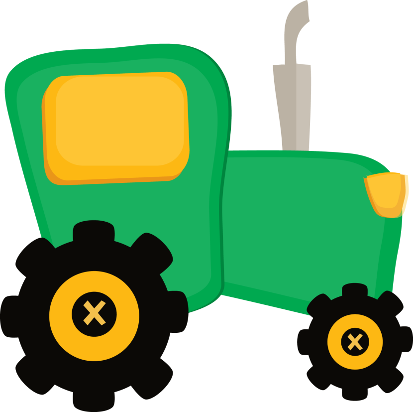 collection of free. Wagon clipart tractor
