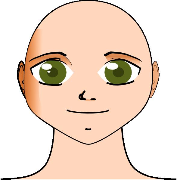 Head clipart. Samson clip art at
