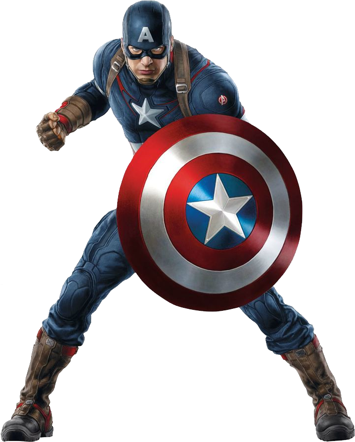 Png images free download. Head clipart captain america