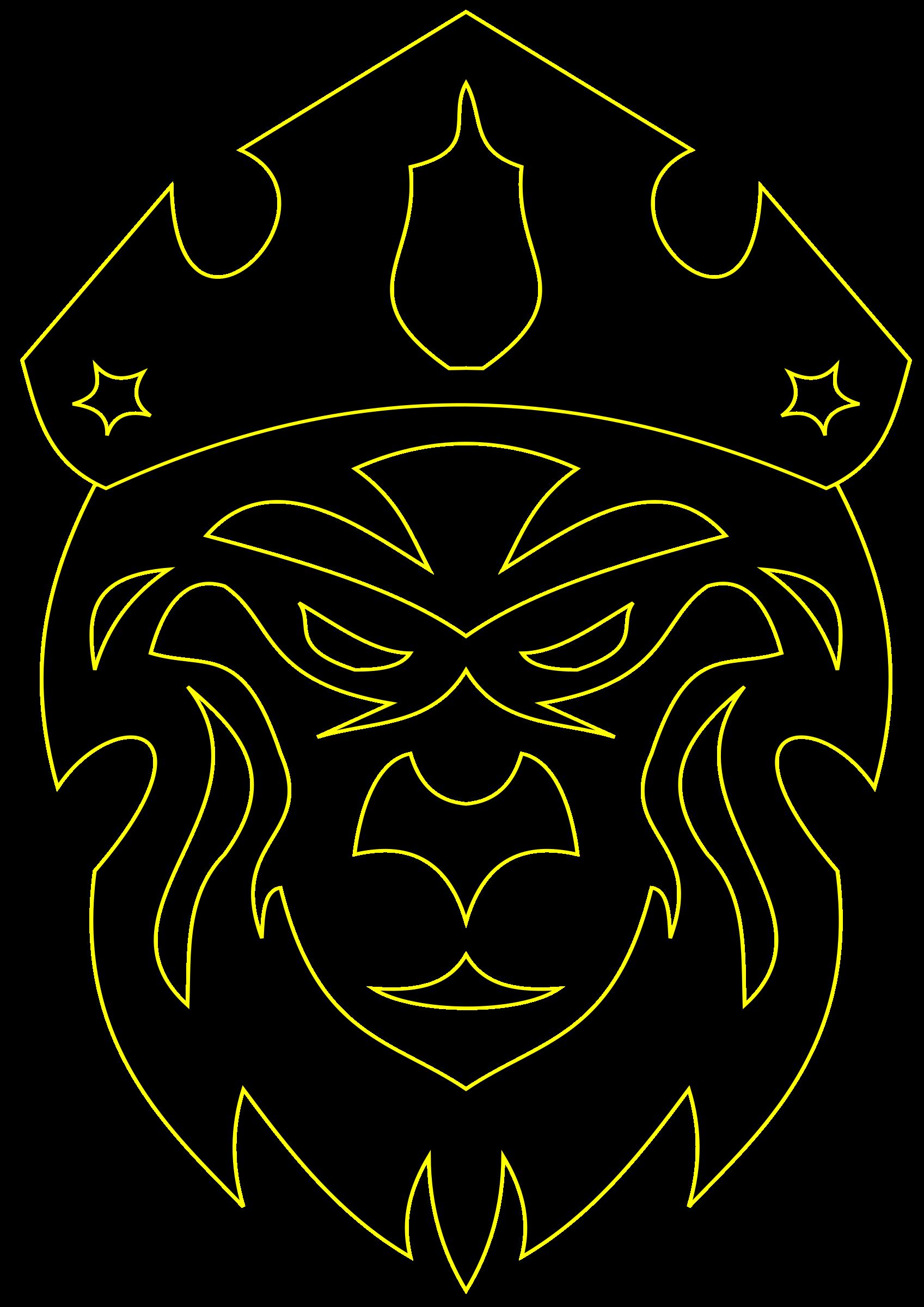 king clipart head king